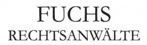 Partner Fuchs Rechtsanwälte